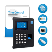 Системы учета рабочего времени TimeControl Factory #2