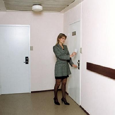 Контроль доступа на дверь
